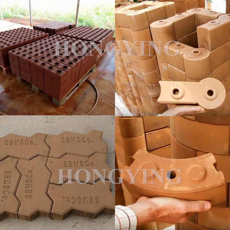 Clay Brick Burning Machine, Fire Brick Making Machine in Sri Lanka