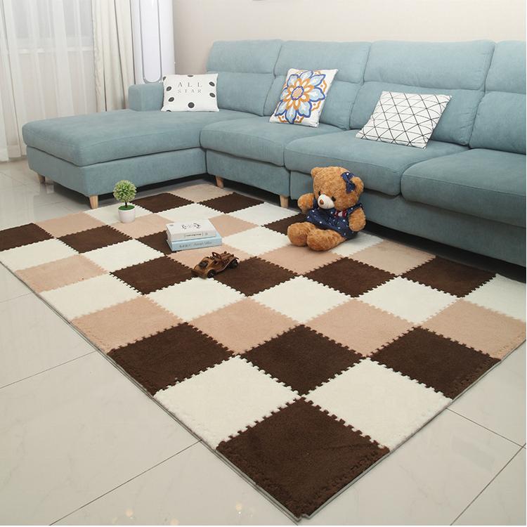 Экологичные eva пены дети мягкие плюшевые играть ковры коврики/eva пены Мягкие плюшевые ковры S для бытовых