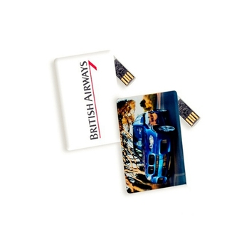 Promotion Gift Credit Card Usb Flash Drive With Free Logo Print
