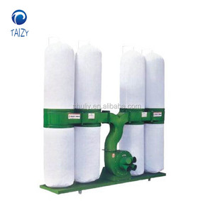 wood two bag Dust extractor for export