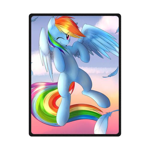 cheap my little pony fleece blanket find my little pony fleece