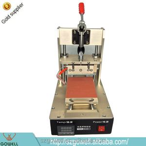 lcd making machine Useful loca oca uv optical glue remove machine for samsung for iphone