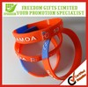NEW Design LOGO Embossed Custom Silicone Bracelet