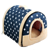 New pet products 2018 best selling indoor cat house and cages dog indoor houses