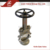 Low pressure DIN dn600 handwheel bonnetless lug knife gate valve price
