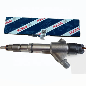 Factory Supply Original Bosch Fuel Injector/nozzle 0445110190/0445120224  For WD615/D6114 diesel engine