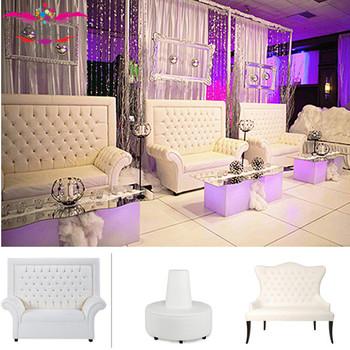 Muebles De Salón Moderno Sofá Boda Por Sinofur - Buy Product on ...