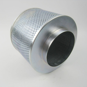 New design air active carbon cartridge filter for hydroponic or green house
