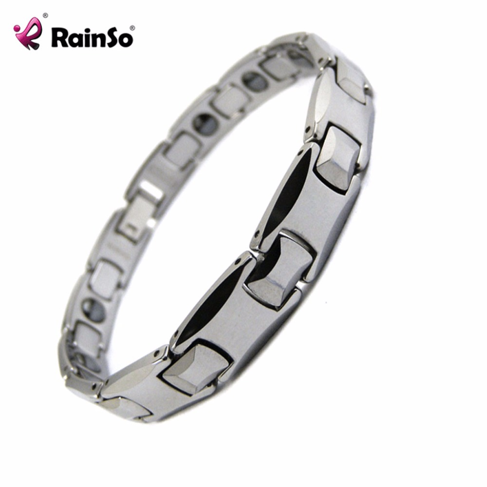 magnetic freeform bracelet carbide shopcart therapy wide sabrinasilver facets tungsten bracelets home impl inch