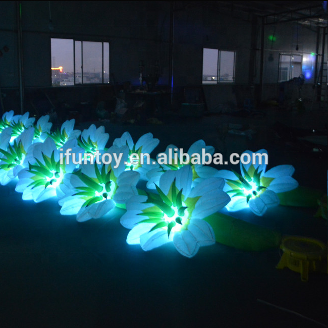 Back To Search Resultsfurniture Sincere Lighted Inflatable Gate Flowers Chain For Wedding Decoration