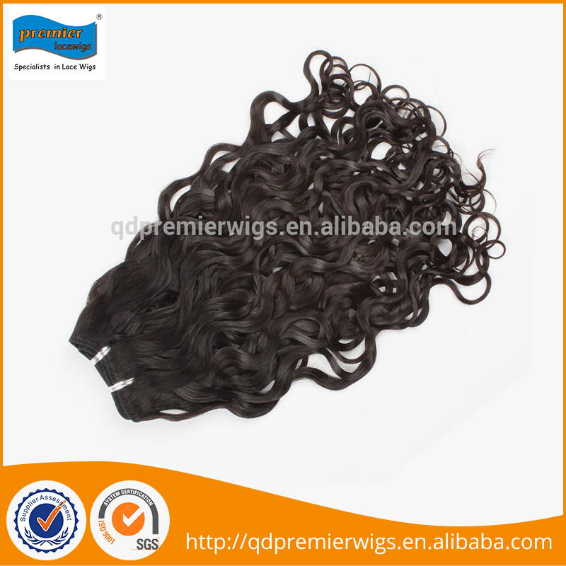 Wholesale cheap custom brazilian curly hair malaysian virgin weft hair