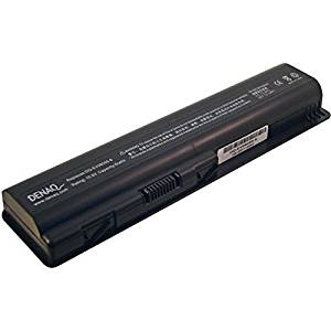DENAQ 6-Cell 56Whr/5200mAh Li-Ion Laptop Battery for HP G50, G60, G70, HDX 16, X16-1000; Pavilion DV4, DV5; Part: DQ-EV06055-6