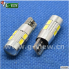 China manufacturer T10 W5W canbus led auto bulb with cheapest price