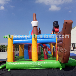 d0117fb32 Pirate Ship Inflatable Bouncer Wholesale