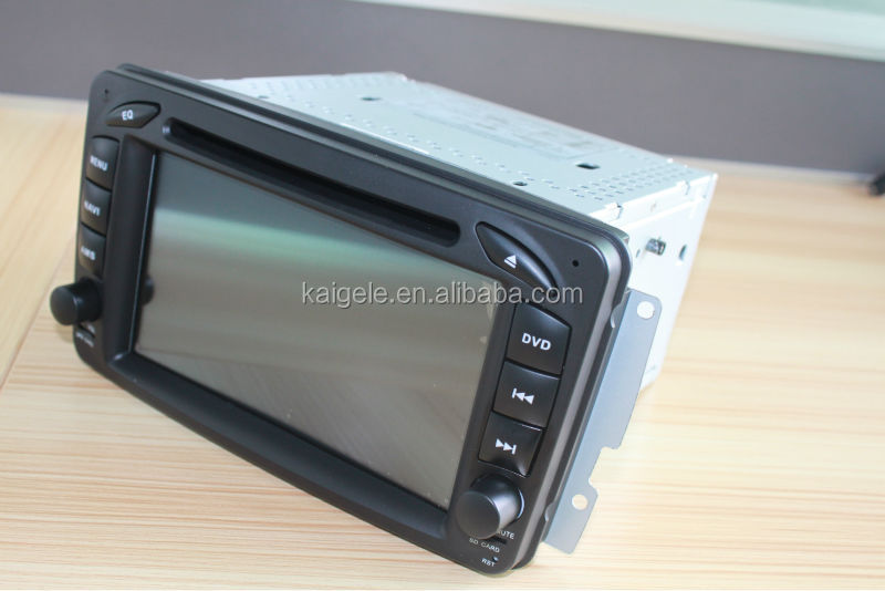 Capacitive multi-touch screen car dvd for Mercedes-Benz Viano W639 with 3G module,wifi build-in,rear view camera