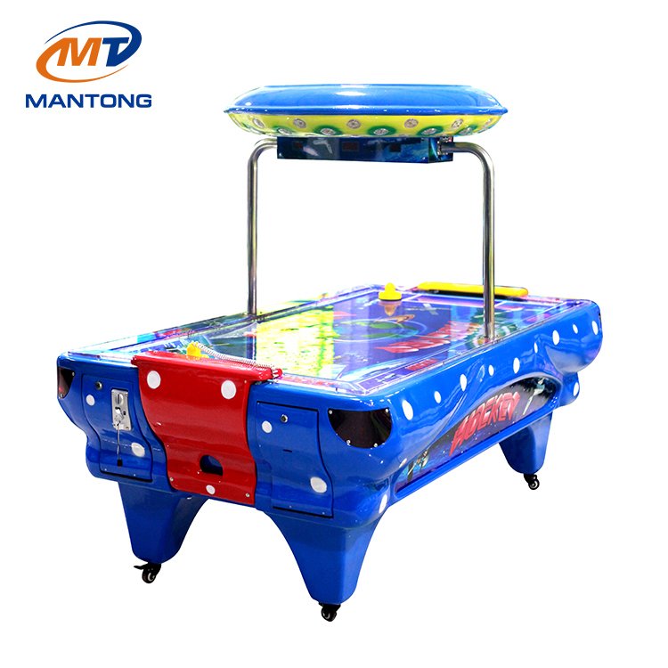 Mantong commercial cheap sale kids rides coin operated Air Hockey game table arcade game