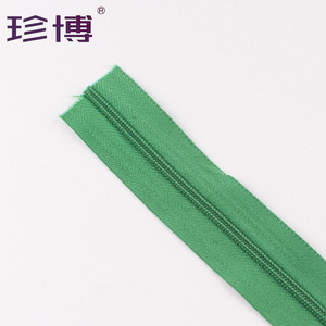 China manufacturer excellent quality 3# nylon zipper