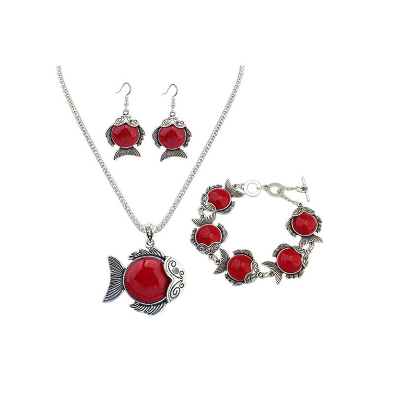 a69ee9a97f88 Joyería Al por mayor de China barato para la venta de pescado joyas CZ  piedra joyería