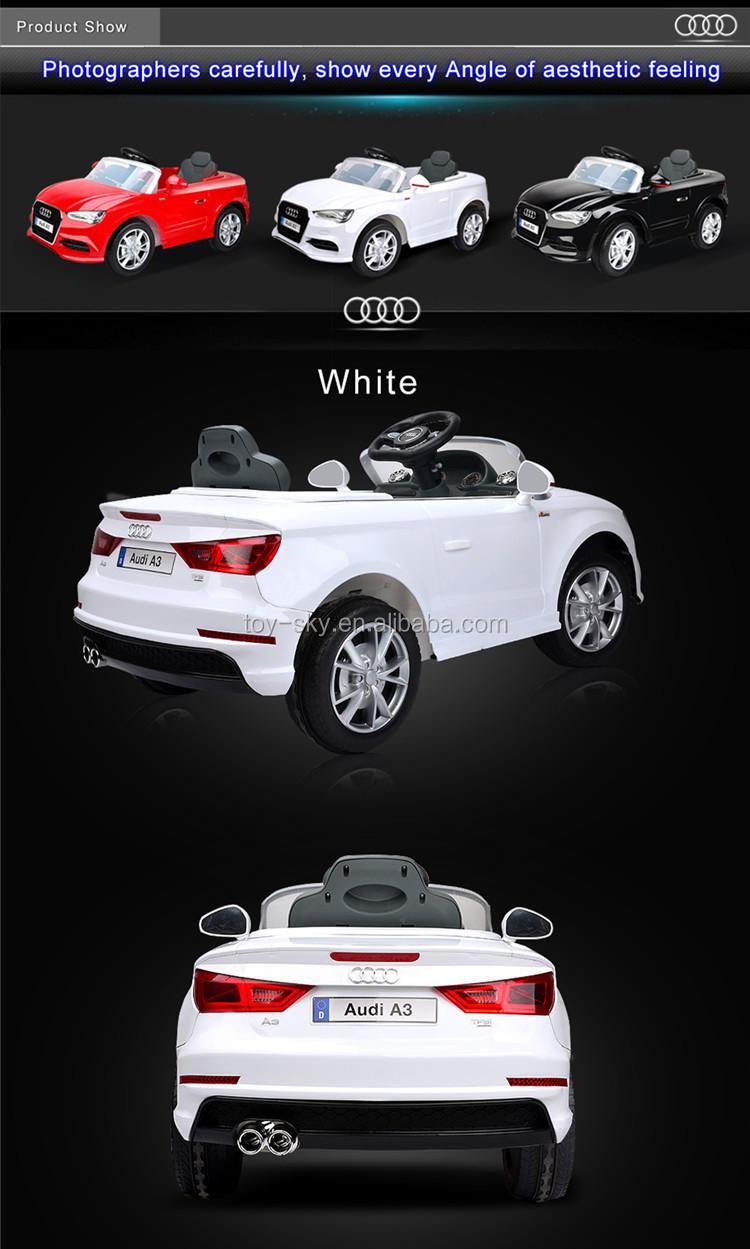 Enfant Rc Audi Licence Voiture Auto Nouveaux A3 La Tour Sur Produits Yfyb6g7