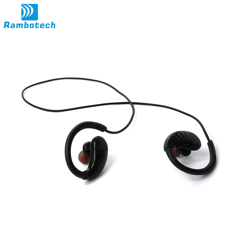 Built-in Mic Rechargeable Sport Hands-free Bluetooth Wireless Cell Phone Headset RN3