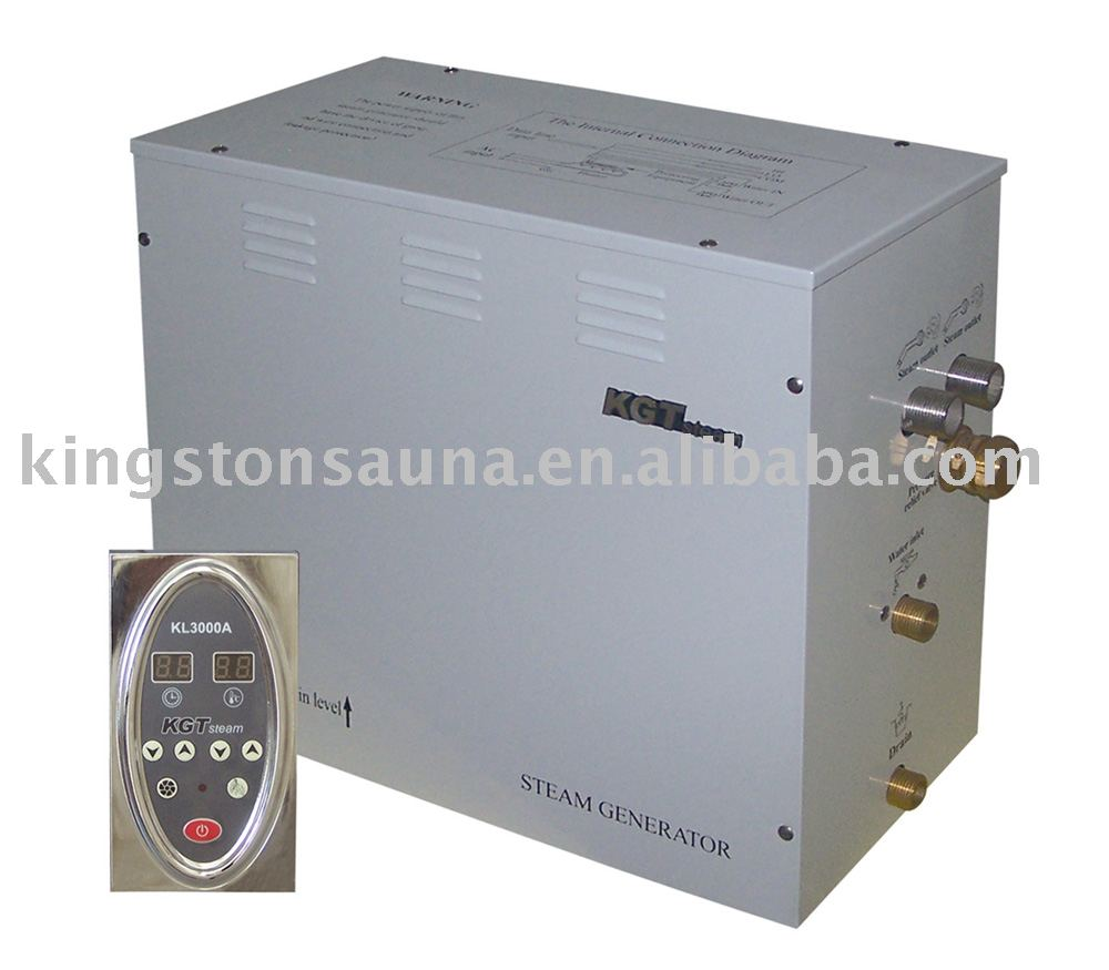 10 KW Home Steamer Steam Generator KL3000A-10