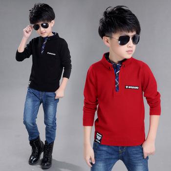 91dc234ed6f6 Ms83515m Wholesale Winter Fashion Kids Boys Fancy Sweater Design ...