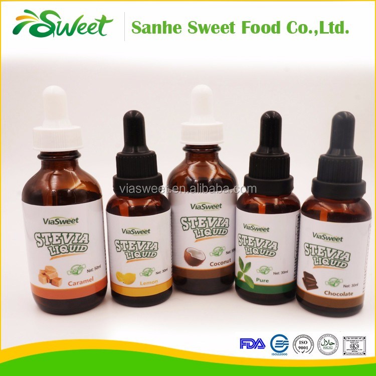 Best protein mate stevia leaf sweet liquid in bulk or retail packing