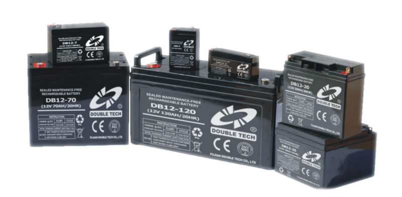 maintainance free batteries deep cycle with gel 12V 100AH factory price