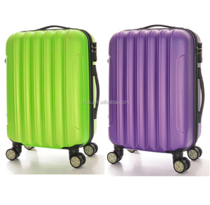 ABS PC luggage and trolley luggage and 3PCS luggage set