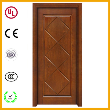 Hot In Market Composition Soild Wood Flash Doors Design Wooden Doors ...