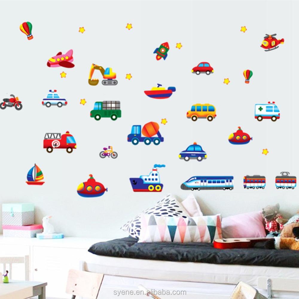 Stickers Voor Op De Muur.Kinderkamer Muur Stickers Muur Ontwerpen Voor De Woonkamer