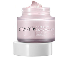 OEM/ODM Pink Clay Calming Moisturizing Pore Removalสำหรับผิวทุกประเภท