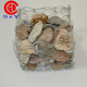 2.7mm 100 *120mm galvanized hexagonal gabion wire mesh gabion baskets stone cage