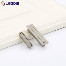 LEEDIS zinc alloy furniture hardware creative cabinet pull handle for kitchen
