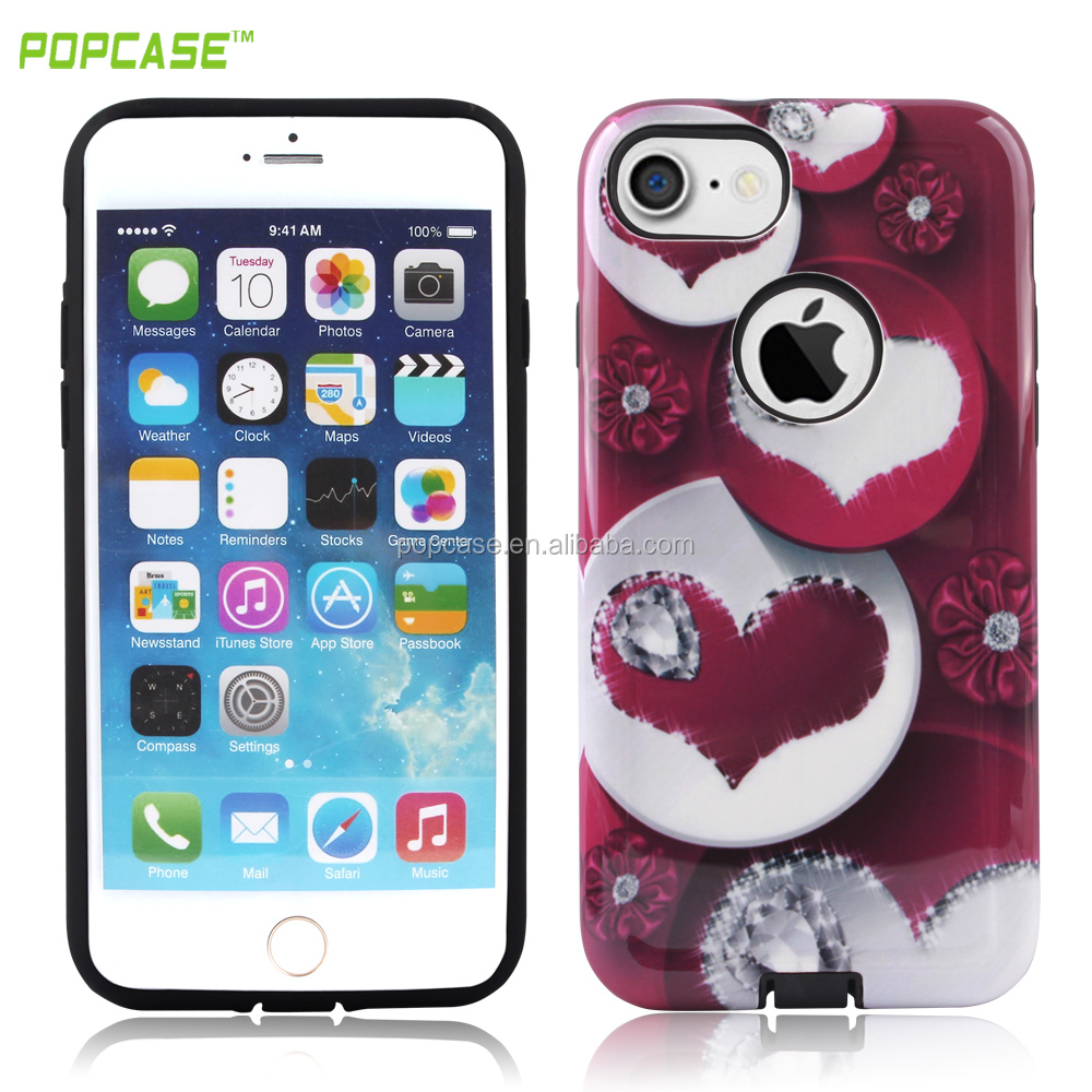 Full Size separate easy case for Iphone7