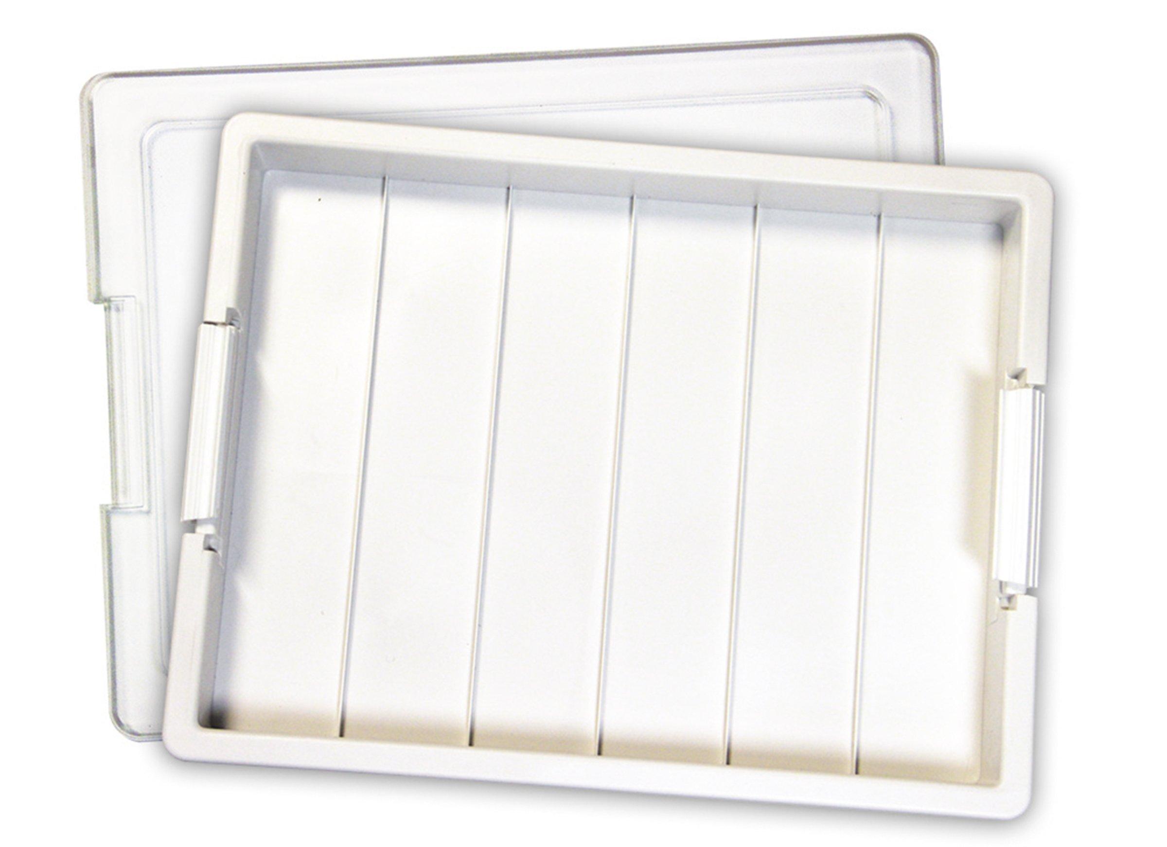 78 C Darice Elizabeth Ward Bead Storage Solutions 82-Piece Tiny Container Tray