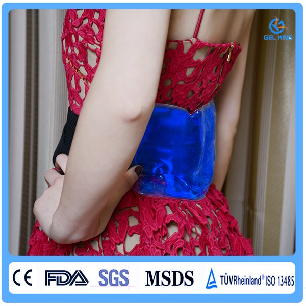 Best as Heat Wrap or hot Cold Pack for Back, Waist, Shoulder, Neck, Ankle, Calves and Hip