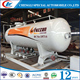Promotional 20tons cooking gas refill plant LPG refiiling cylinder station for sale in Nigeria