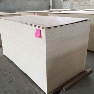 white birch laminated plywood sheet18mm for furniture