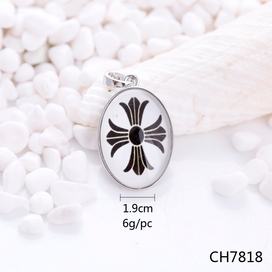 China supplier fashion cross charm metal silver cross pendant wholesale cross charms