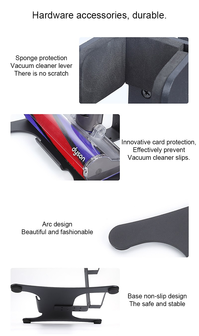 most models compatible cordless vacuum cleaner holder