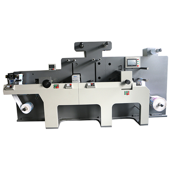 High quality corrugated rotary die cutting machine in shandong weifang
