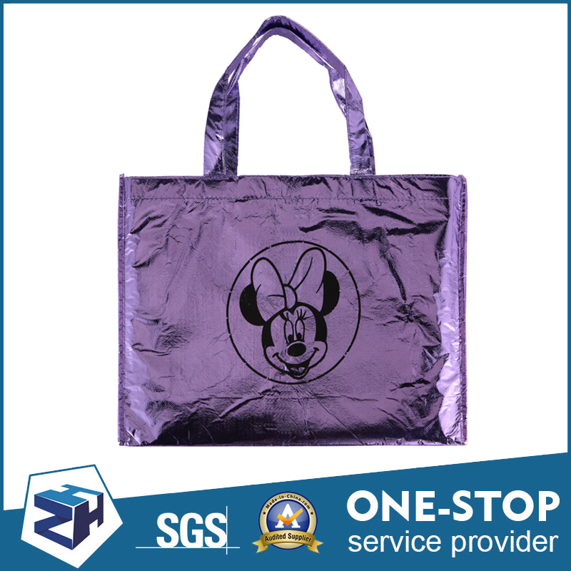 China SGS Recycled Non woven shopping bag