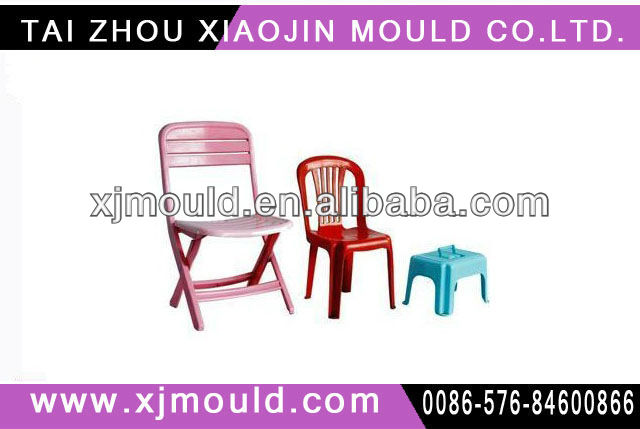 plastic injection folding chair moulds/molding manufacturer/factorty