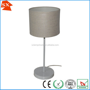 Modern Style CE RoHS Certification Metal Base home goods table lamp