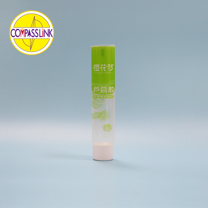 70ml cosmetic soft tube for moisturizer sunscreen packaging with screw cap