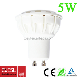 GU10 Diameter 50*55mm 5W 450Lm Ceiling LED Spot Lamp