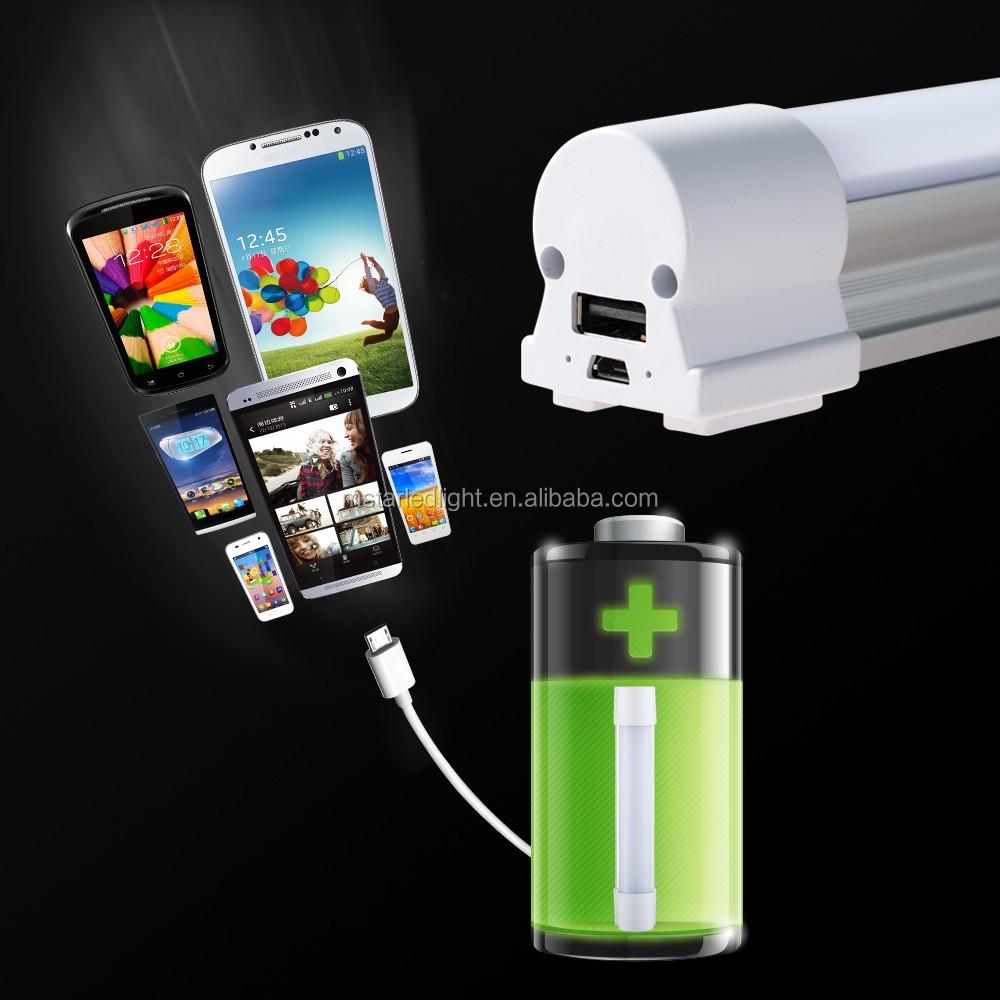 wholesale 19cm charging battery operated tube led. Black Bedroom Furniture Sets. Home Design Ideas