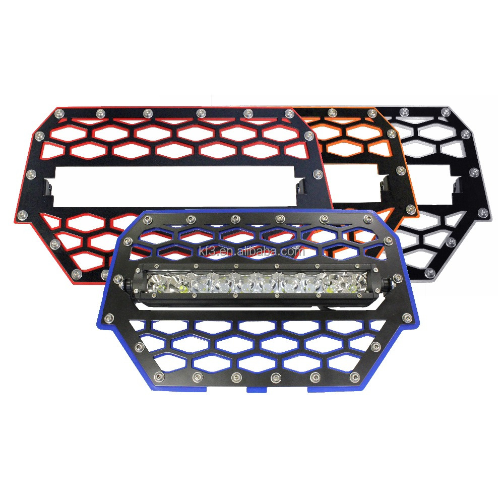 Polaris RZR 1000 Grille with Light Bar