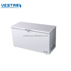 BD(W)423C New design. hot selling! commercial long width one door chest freezer